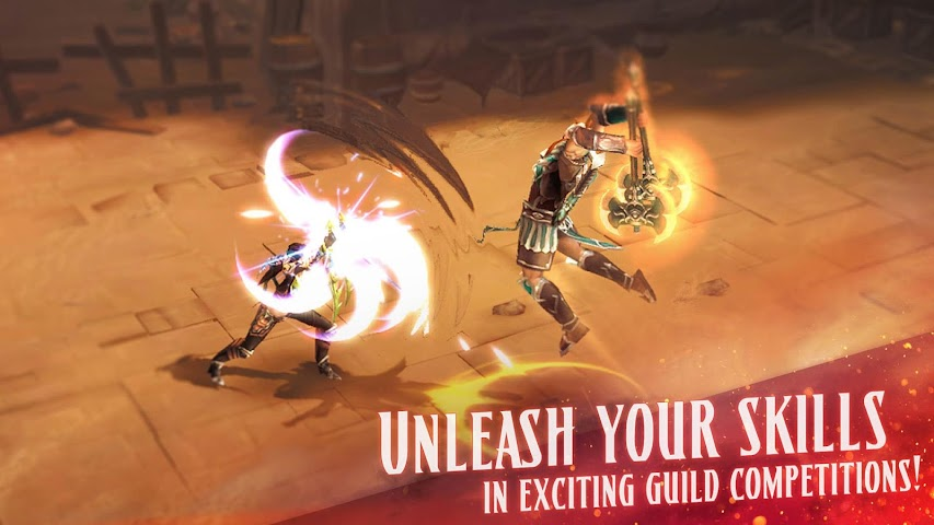android ETERNITY WARRIORS 4 Screenshot 8