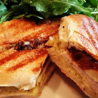 Not Your Ordinary Turkey Panini