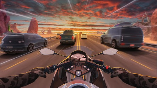 Motorcycle Rider MOD (Unlimited Gold Coins) 2