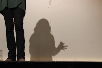 Photo: La sombra de.....