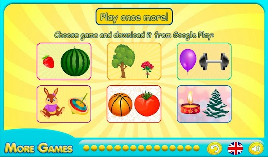 Educational games: wide narrow- screenshot thumbnail