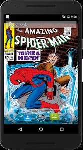 Comic Book Art screenshot 2