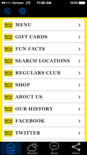 House App waffle house app - android apps on google play