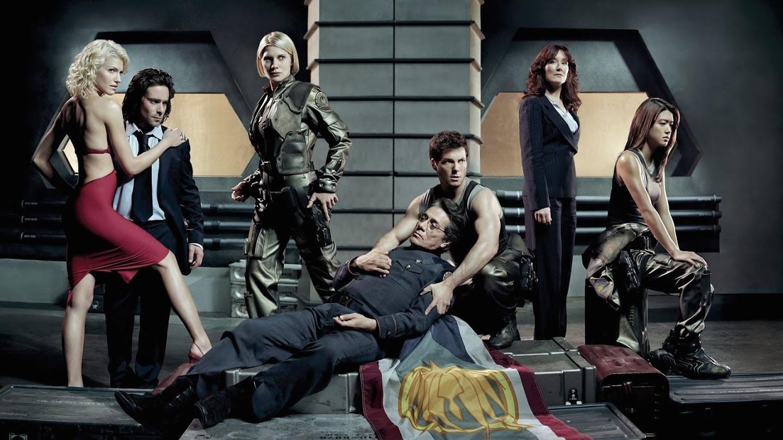 Watch Battlestar Galactica live