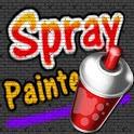 Spray Painter - graffiti icon