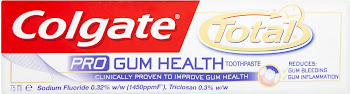 Colgate Total Pro Gum Health Toothpaste - 75ml