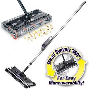 Matura electrica Swivel Sweeper Max G8