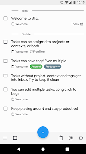 App Blitz - ToDo List with Reminders, Task Planner APK for Windows Phone