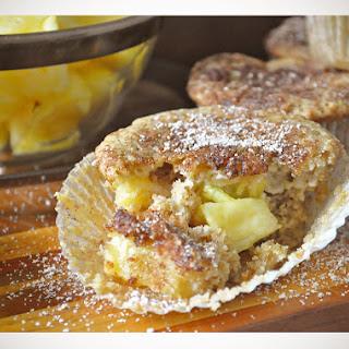Low-Sugar, Gluten-Free Pineapple Muffins