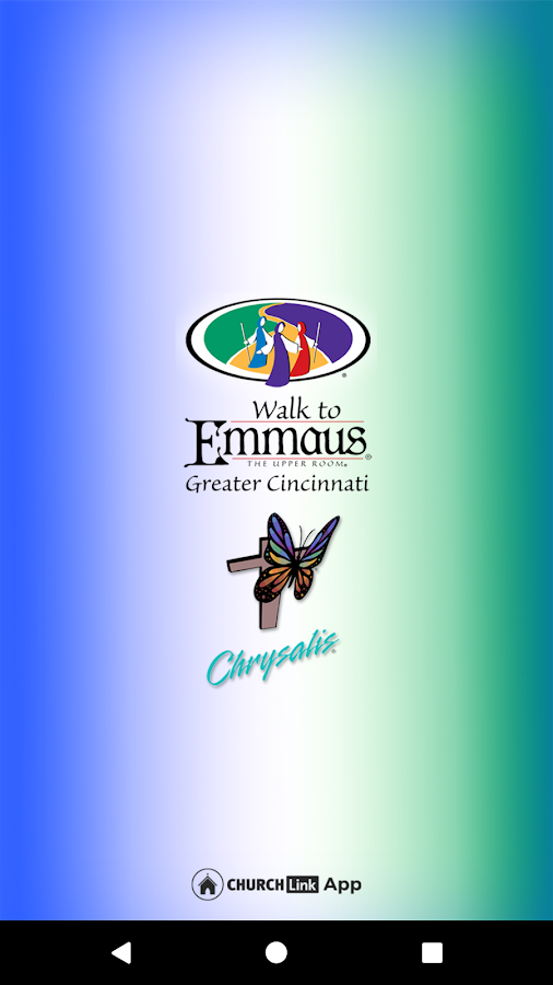 Cincinnati Emmaus & Chrysalis- screenshot