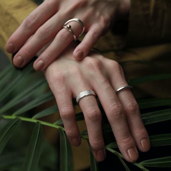 戒指戴法-男女