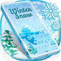 Winter Snow For GO Keyboard icon