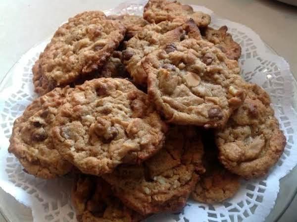 Peanut Butter Magic Cookies Recipe