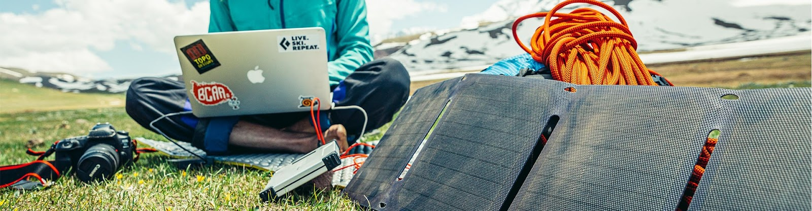 Voltaic Solar Power Charging Review