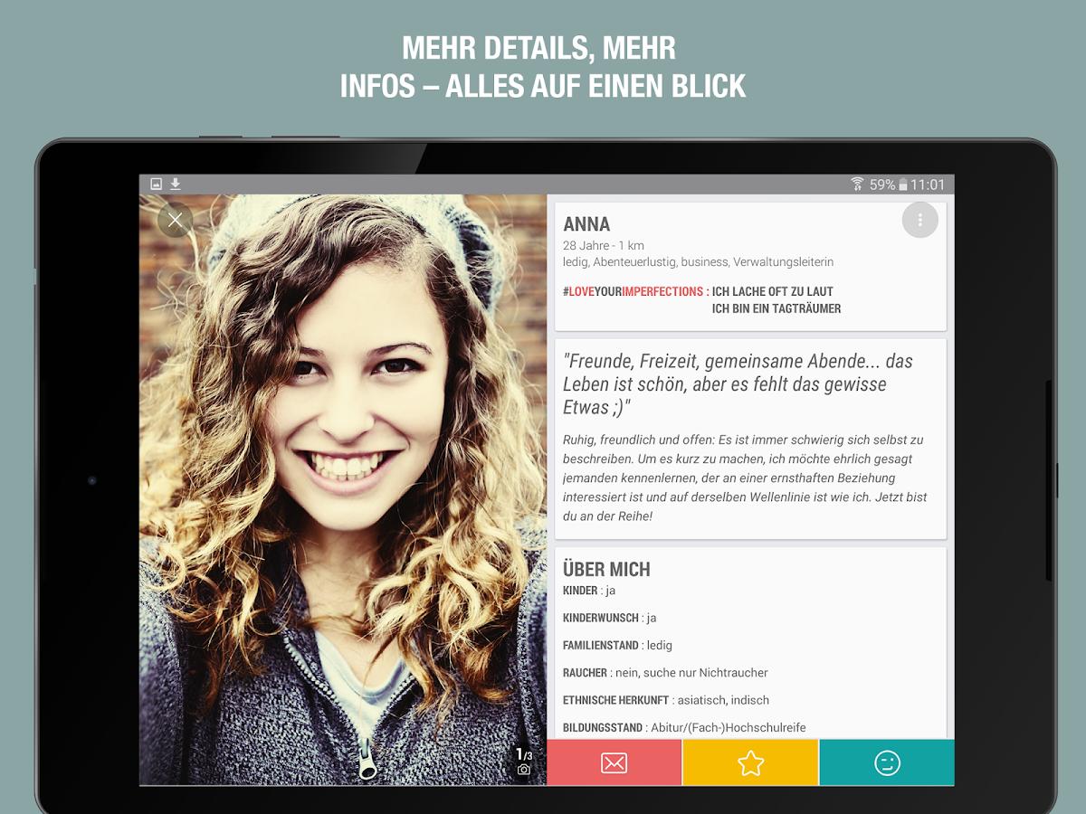 flirt app android Tübingen
