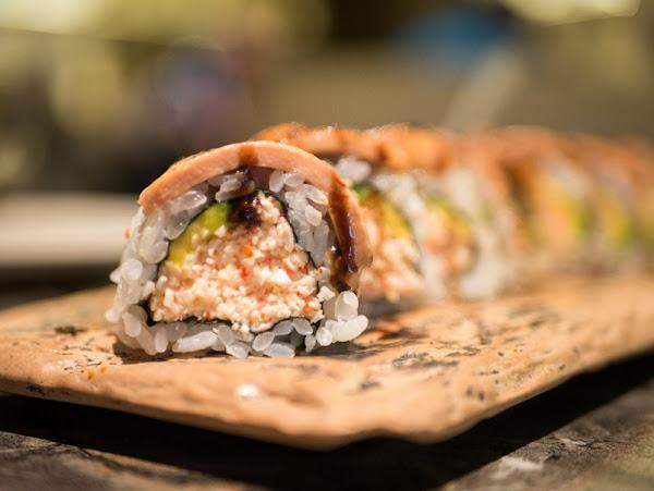 花酒蔵餐酒館Aplus Dining Sake Bar,精緻好吃清酒款式超多的日式創意料理