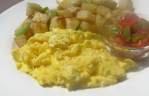 Potato-egg Omelet Recipe