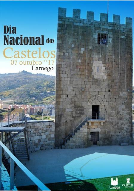 Celebre connosco o Dia Nacional dos Castelos