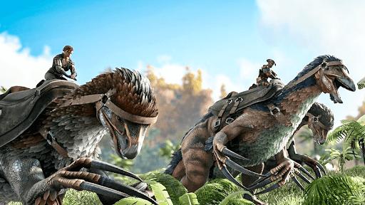 PS4版恐竜一覧