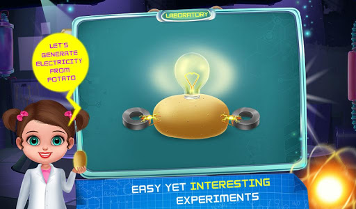 Science Experiments in School Lab - Learn with Fun 1.9 screenshots 4