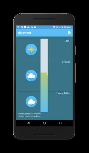 玩免費天氣APP|下載Barometer app不用錢|硬是要APP