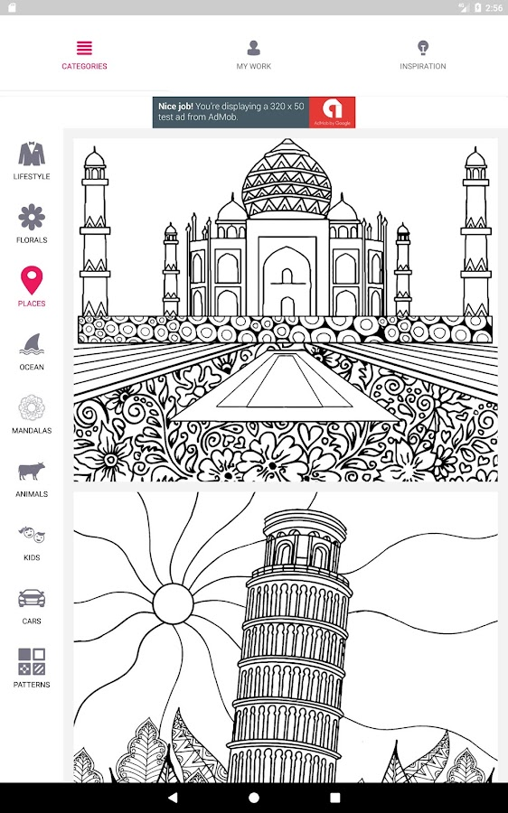 IColor Club FREE Coloring Book Amp Pages For Adults