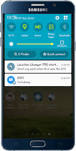 Location Changer PRO - NO ROOT Screenshot