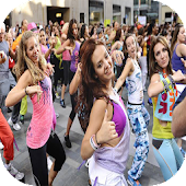 Zumba Dance For Fitness Video