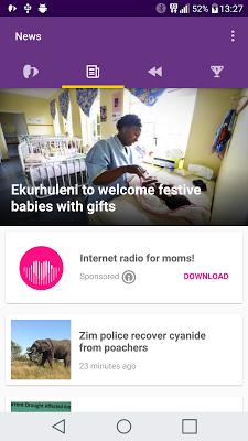 Jacaranda FM - screenshot