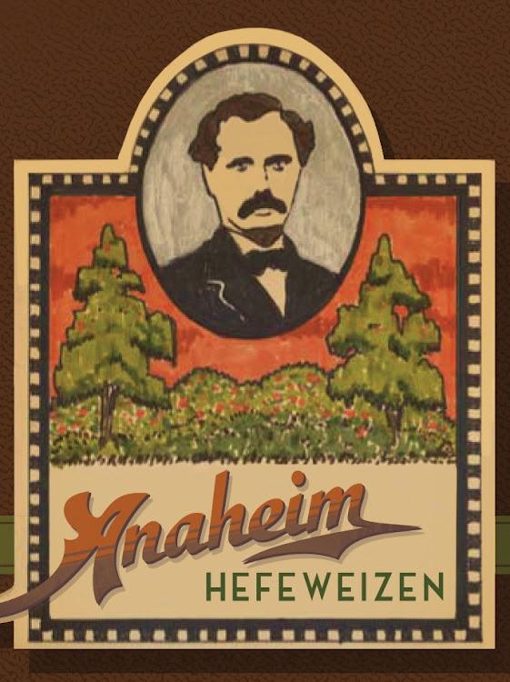 Logo of Anaheim Hefeweizen