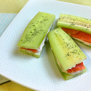 Cucumber Sandwich With No Bread Recipes.