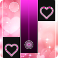 Heart Piano Tiles APK