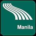 Manila Map offline icon
