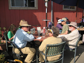 Photo: Lunch at Moore's Landing