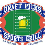 Logo for Draft Picks Sports Grill