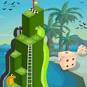 ⚕Snakes and Ladders Saga Battle:Free Board Game icon