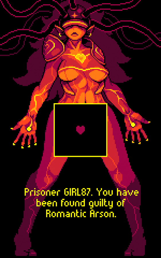 GirlJail- screenshot