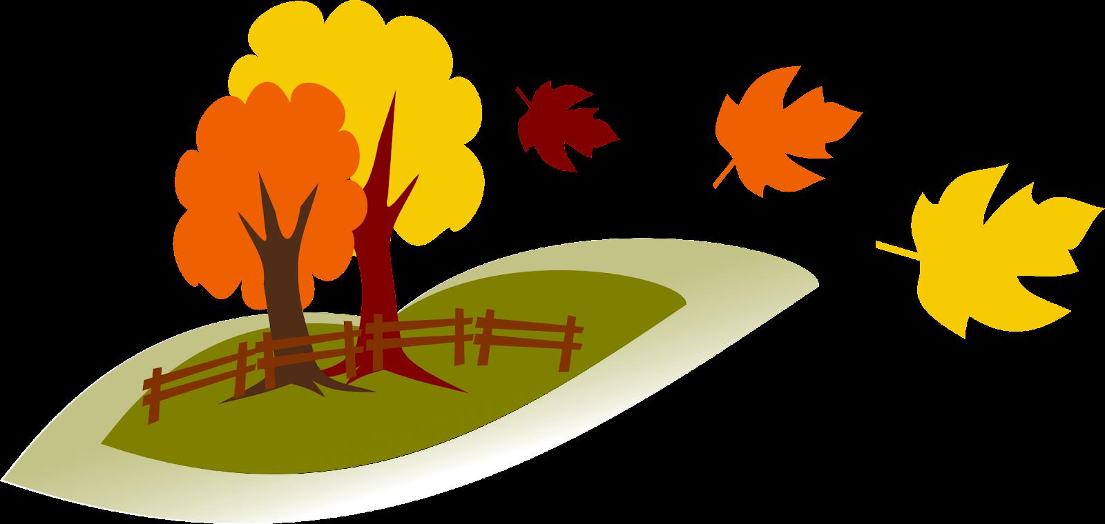 fall tree losing leaves