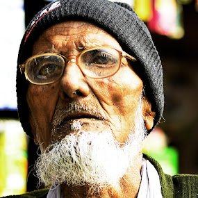 by Biswajit Chatterjee - People Portraits of Men ( pwcemotions )