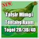 Download Tafsir Mimpi Tentang Ayam di Togel 2d,3d,4d For PC Windows and Mac