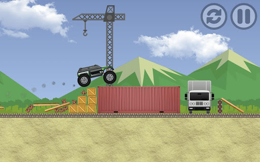 Monster Truck Xtreme Offroad Game modavailable screenshots 19