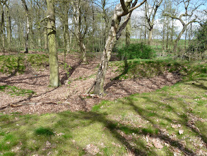 Photo: Site of Bell Pits in Northcliffe Wood Shipley