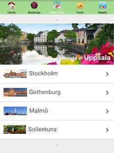 Uppsala Hotels - náhled