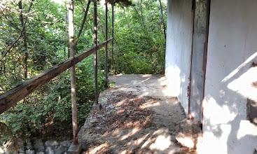 Photo: Terrace towards the jungle (2014)