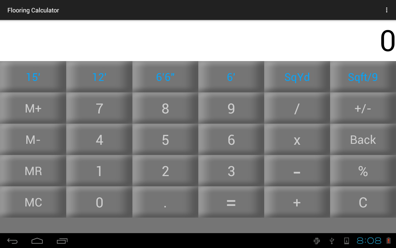 Flooring Calculator Free Android Apps On Google Play
