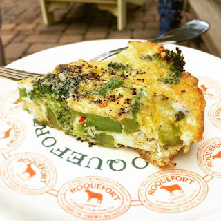 Simple Delicious Broccoli Frittata