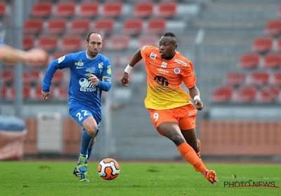 Officiel : après Valentin Baume, Charleroi conclut le prêt de Messie Biatoumoussoka à Avranches et de Paul-Arnold Garita à Boulogne