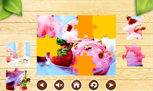 無料解谜Appのアイスクリームジグソーパズルゲーム無料|HotApp4Game