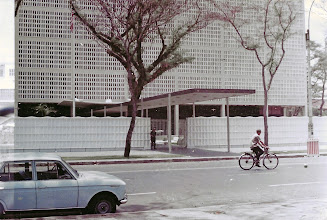 Photo: U.S. Embassy in Saigon, 1968