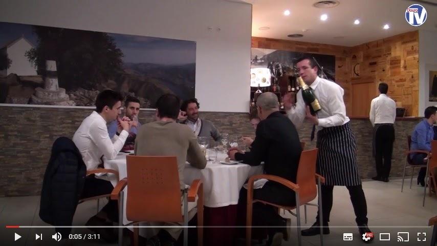 Vídeo - Escola de Hotelaria de Lamego promoveu Curso de Escanção
